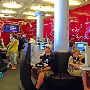 Интернет-кафе Каменска