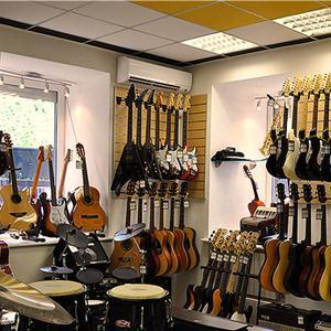 Музыкальные магазины Каменска