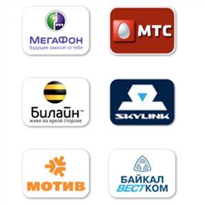 Операторы сотовой связи Каменска