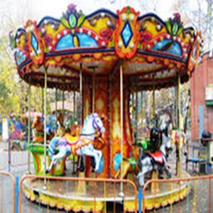 Парки культуры и отдыха Каменска