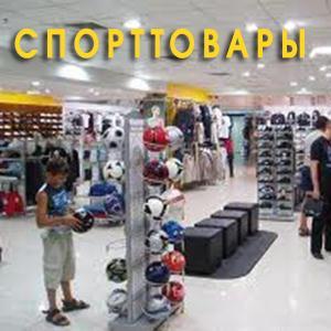 Спортивные магазины Каменска